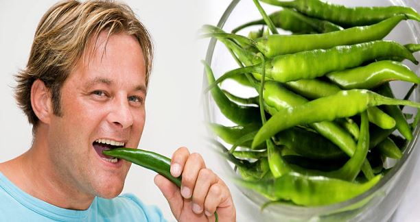 Green pepper Uses benefits and side effects