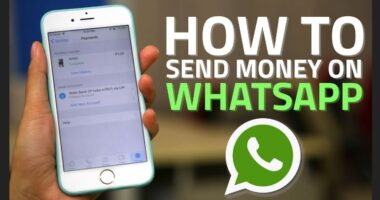 WhatsApp pay now live