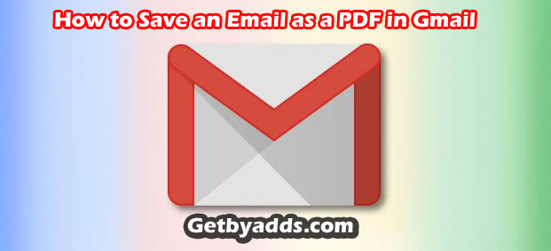 How to Save an Email as a PDF in Gmail copy