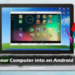 Turn Your Computer into an Android Tablet