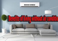 Benefits of living without air conditioning copy