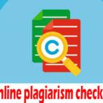 Best Free online plagiarism checker software